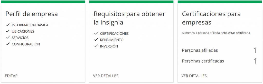 Cumplir con los requisitos para ser aprobados