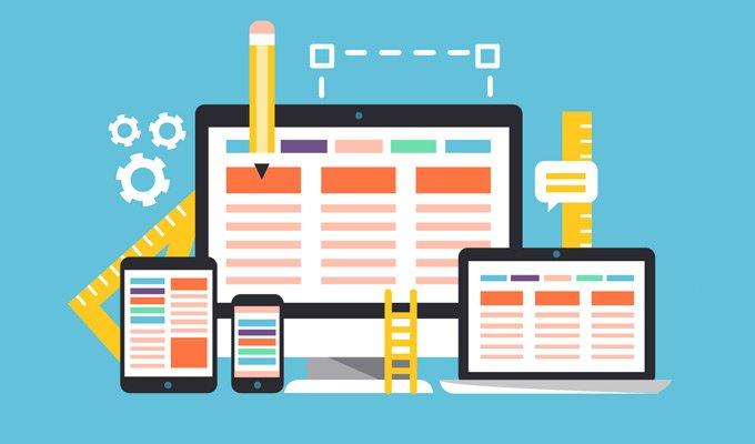 Tener una página web con diseño atractivo para mostrar tus productos y servicios