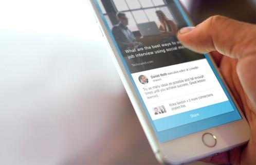 LinkedIn Elevate, la nueva tendencia para contenido inteligente