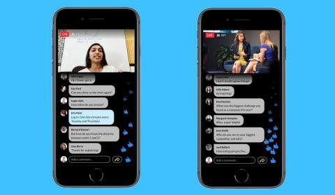 Linkedin Live, te permite compartir vídeos en tiempo real