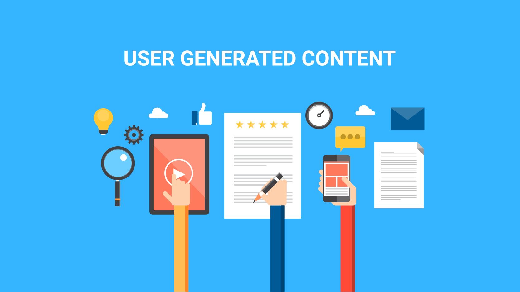 Utiliza el User Generated Content en tus estrategias digitales