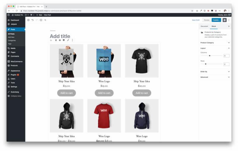 WooCommerce, ideal si tu página está en WordPress