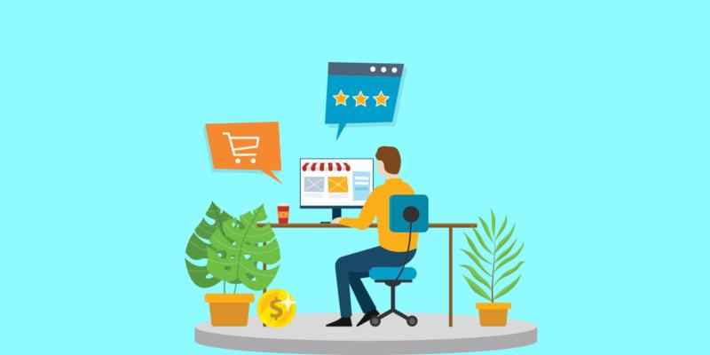 Hay competitividad en el mercado del comercio electrónico