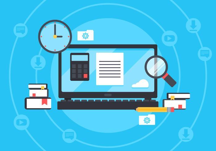 Una ventaja del e-learning es que te olvidas de ir contra el tiempo