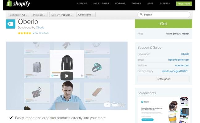 Shopify, una de las plataformas más populares a nivel mundial