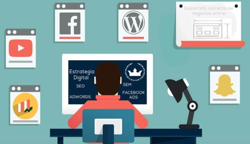 Tener una estructura óptima de tu sitio web
