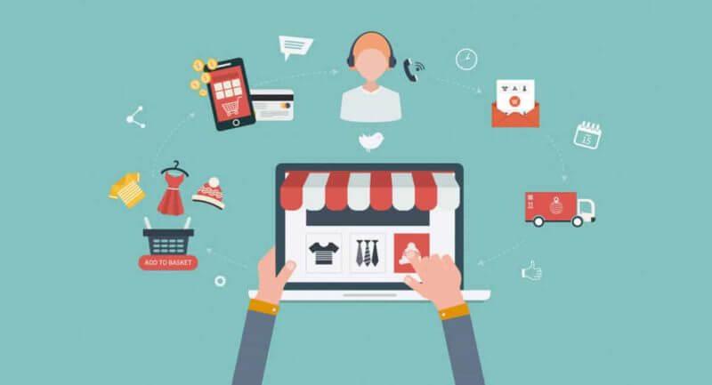Establecer contacto por distintos canales digitales