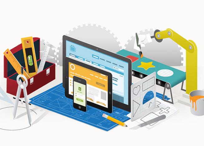 Muestra rápida de proyectos digitales