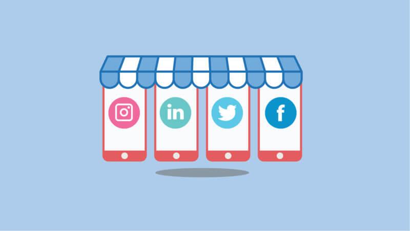 Con tu tienda virtual podrás llegar a redes sociales