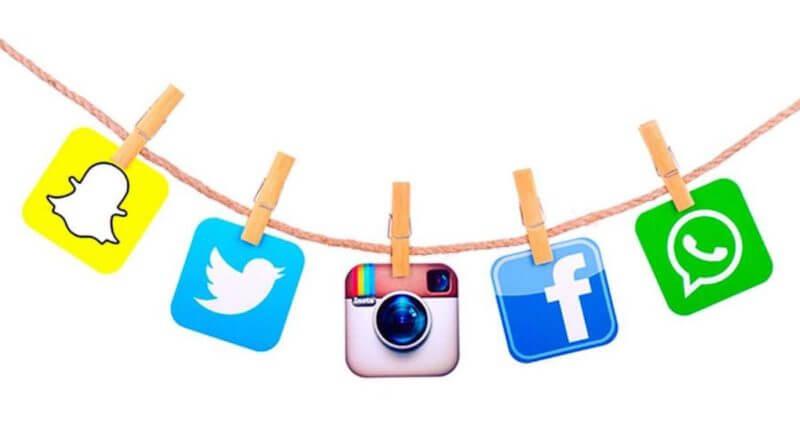 No puede faltar el uso de Redes Sociales