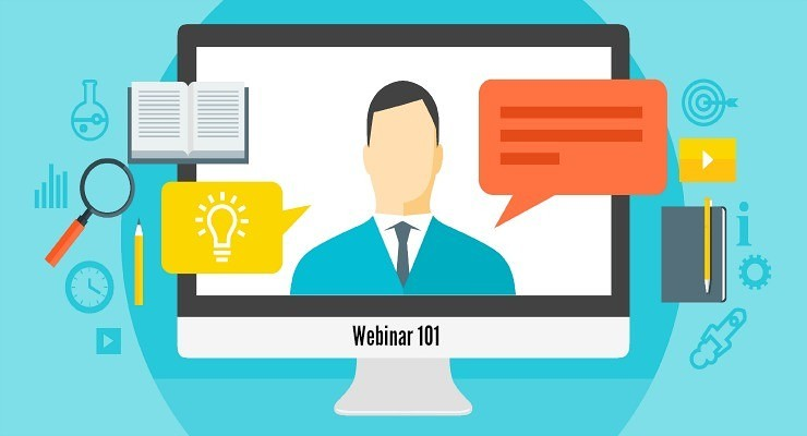 Innova en tu contenido utilizando Webinars