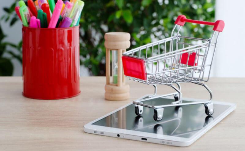 Configurar la tienda virtual
