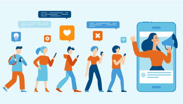 ¿Cómo surgen los 'influencers'?