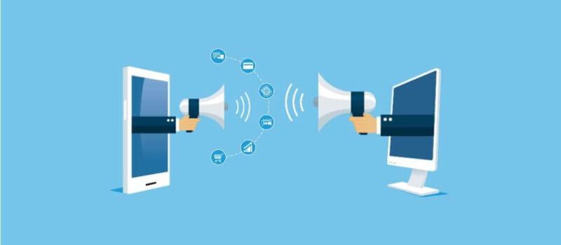 Tipo de comunicación: unidireccional vs bidireccional