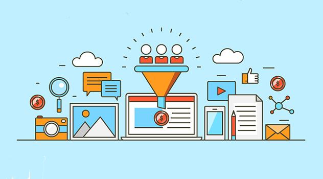 La metodología que usan para convertir clientes