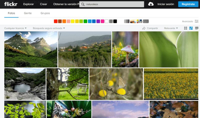 Flickr, la comunidad de fotógrafos internacionales