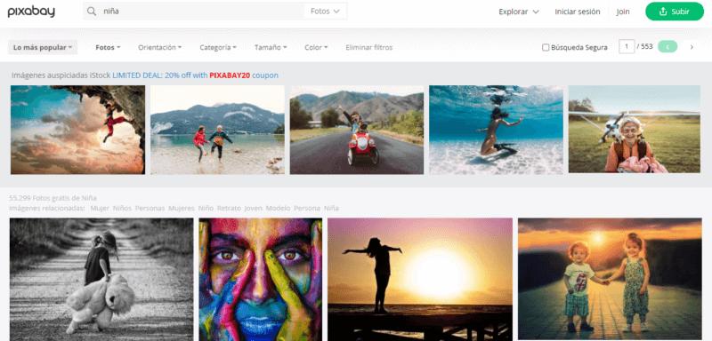 Pixabay, el banco de imágenes gratis por excelencia
