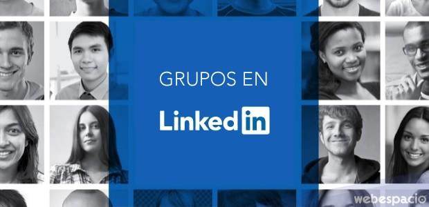Únete a los grupos para mejorar tu perfil profesional o tu empresa